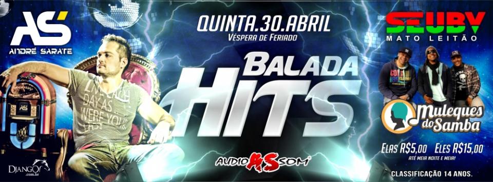 Balada Hits - Seubv